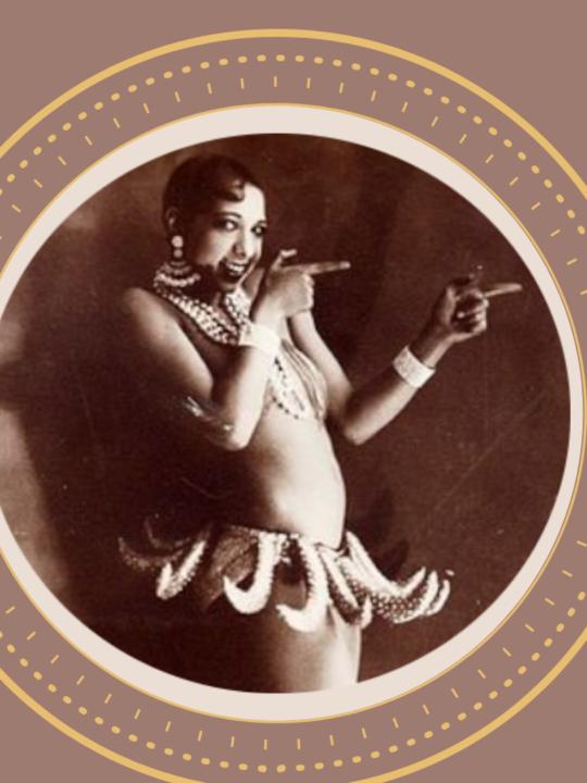 Josephine Baker Beitragsbild